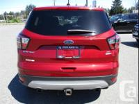 Make Ford Model Escape Year 2017 Colour Ruby Red kms