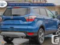 Make Ford Model Escape Year 2017 Colour Blue kms 14431