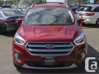 Make Ford Model Escape Year 2017 Colour Red kms 4200