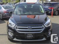 Make Ford Model Escape Year 2017 Colour Black kms 6100