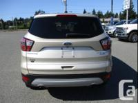 Make Ford Model Escape Year 2017 Colour White Gold kms