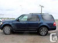 Make Ford Model Expedition Year 2017 Colour Blue kms