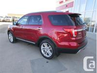 Make Ford Model Explorer Year 2017 Colour Red kms
