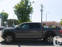Make Ford Model F-150 Year 2017 Colour Grey kms 13455