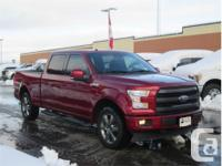 Make Ford Model F-150 Year 2017 Colour Red kms 15774