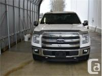 Make Ford Model F-150 Year 2017 Colour Platinum kms