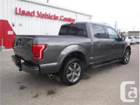 Make Ford Model F-150 Year 2017 Colour Grey kms 63433