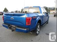 Make Ford Model F-150 Year 2017 Colour Lightning Blue