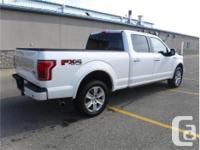 Make Ford Model F-150 Year 2017 Colour White kms 44664