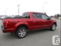 Make Ford Model F-150 Year 2017 Colour Ruby Red