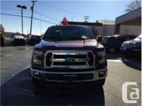 Make Ford Model F-150 Year 2017 Colour Red kms 16565
