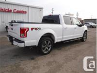 Make Ford Model F-150 Year 2017 Colour White kms 27240