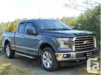 Make Ford Model F-150 Year 2017 Colour Grey kms 23238