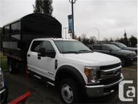 Make Ford Model F-550 Super Duty DRW Year 2017 Colour