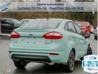 Make Ford Model Fiesta Year 2017 Colour BOHAI BAY MINT
