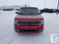 Make Ford Model Flex Year 2017 Colour Ruby Red kms