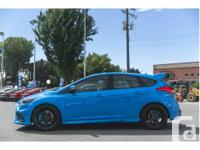 Make Ford Model Focus Year 2017 Colour Blue kms 6326