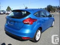 Make Ford Model Focus Year 2017 Colour Blue Candy