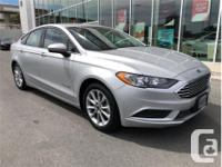 Make Ford Model Fusion Hybrid Year 2017 Colour Silver
