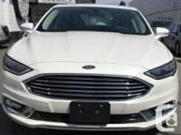 Make Ford Model Fusion Year 2017 Colour White kms 9459