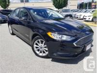 Make Ford Model Fusion Year 2017 Colour Black kms