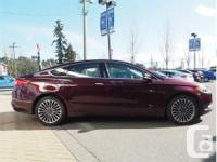 Make Ford Model Fusion Year 2017 Colour Maroon kms