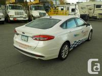 Make Ford Model Fusion Year 2017 Colour White kms