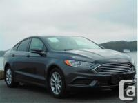 Make Ford Model Fusion Year 2017 Colour Grey kms 15598