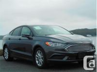 Make Ford Model Fusion Year 2017 Colour Grey kms 12143