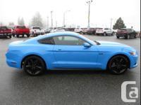 Make Ford Model Mustang Year 2017 Colour Grabber Blue