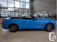 Make Ford Model Mustang Year 2017 Colour Blue kms