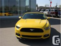 Make Ford Model Mustang Year 2017 Colour Yellow kms