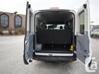 Make Ford Model Transit Van Year 2017 Colour White, used for sale  British Columbia