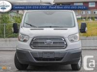 Make Ford Model Transit Wagon Year 2017 Colour White