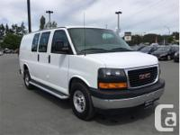 Make GMC Model Savana Cargo Van Year 2017 Colour White