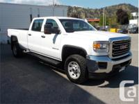 Make GMC Model Sierra 2500 HD Year 2017 Colour White
