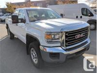 Make GMC Model Sierra 3500HD Year 2017 Colour White