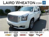 Make GMC Model Yukon Year 2017 Colour White Frost