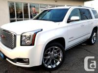 Make GMC Model Yukon Denali Year 2017 Colour Summit
