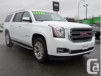 Make GMC Model Yukon XL Year 2017 Colour White kms