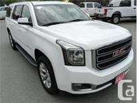 Make GMC Model Yukon XL Year 2017 Colour White kms