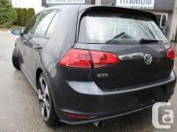 Make Volkswagen Model GTI Year 2017 Trans Manual kms