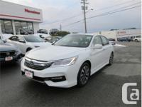 Make Honda Model Accord Hybrid Year 2017 kms 11953