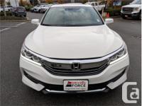 Make Honda Model Accord Sedan Year 2017 Colour White