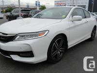 Make Honda Model Accord Coupe Year 2017 Colour White