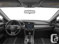 Make Honda Model Civic Year 2017 Colour Black kms