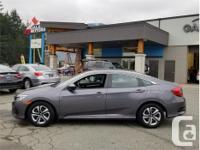 Make Honda Model Civic Year 2017 Colour Grey kms 34836