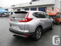 Make Honda Model CR-V Year 2017 Colour Silver kms