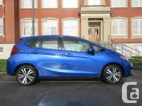 Make Honda Model Fit Year 2017 Colour Blue kms 22000