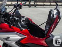 Make Honda Model Nc Year 2017 kms 109 This bike is